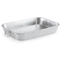 "Vollrath 7.25-Quart Wear-Ever Economy Aluminum Bake and Roast Pan 17-5/8"" x 11-3/4"" x 2-3/8"""