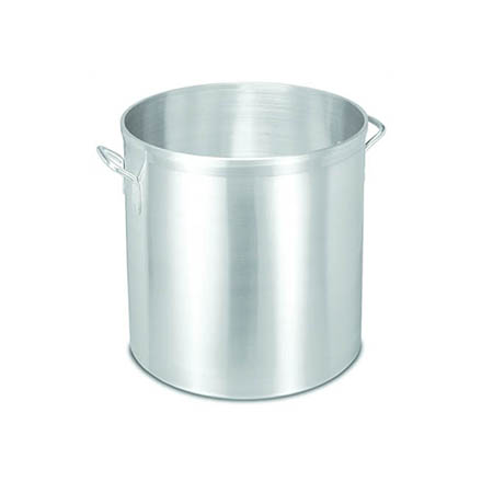 Vollrath 25-Quart Wear-Ever Classic Select Heavy Duty Aluminum Stock Pot