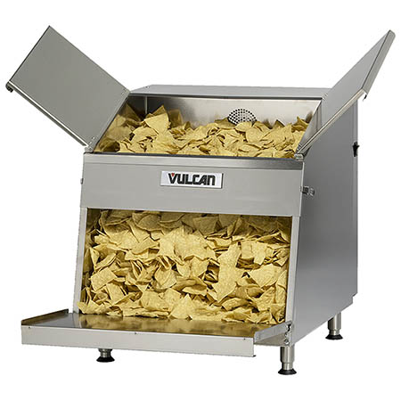 Vulcan 26-Gallon Chip and Nacho Warmer