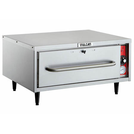 Vulcan Countertop Warming Drawer Cabinet