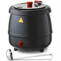 Tomlinson 10.5-Quart Soup Kettle Cooker and Warmer