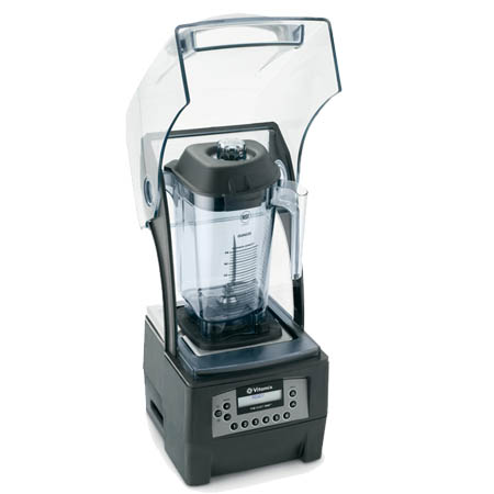 Vitamix The Quiet One 2-Speed 3 HP Professional Blender with 48 oz. Container