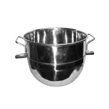 20-Quart Stainless Steel Bowl for Thunderbird Mixer (AH0002)