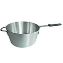 Eagleware 10-Quart Aluminum Sauce Pan Scratch and Dent