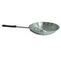 "Eagleware 12"" Natural Finish Aluminum Fry Pan Scratch and Dent"