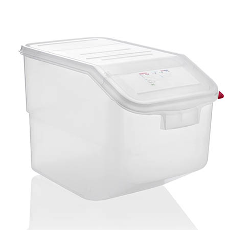 "Araven 13 Gallon Shelf Storage Bin 15-1/2""W"