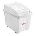 "Araven 21 Gallon Mobile Ingredient Bin 25-25/32""W"