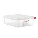 Araven 6.8-Quart Polypropylene Food Storage Container 12-3/4\x22 x 10-1/2\x22 x 4\x22