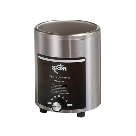 Star 4-Quart Stainless Steel Hot Fudge Warmer