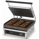 Star 14\x22 x 10\x22 Smooth Surface Sandwich Grill
