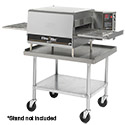 "Star Ultra-Max 208V High Capacity Conveyor Oven with Free Entry and Exit Trays 18""W x 50""L Belt"