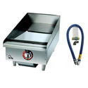 Star 28,300 BTU Manual Control Gas Griddle 15