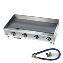 Star 113,200 BTU Manual Control Gas Griddle 48