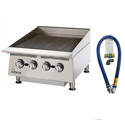 Star Ultra-Max 80,000 BTU Gas Radiant Charbroiler 24