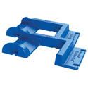 Dormont Safety-Set Caster Chock