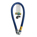 "Dormont Quick Disconnect Gas Hose 3/4""Dia x 36""L"