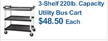 Best Sellers-Bus Cart