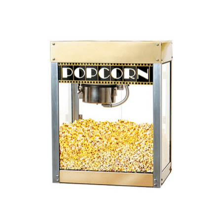 Benchmark USA 4 oz. Premiere Popcorn Popper