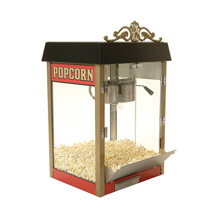 Benchmark USA 6 oz. Street Vendor Popcorn Popper