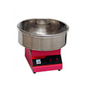 Benchmark USA Zephyr Table Top Cotton Candy Machine with Aluminum Bowl