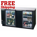 Beverage-Air Back Bar Coolers