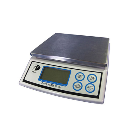 Penn Scale 20 lb. x 0.2 oz. Digital  Portion Control Scale