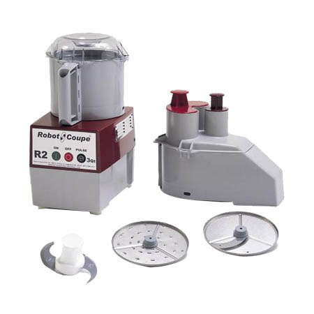 Robot Coupe R2N 3-Quart Continuous Feed Food Processor