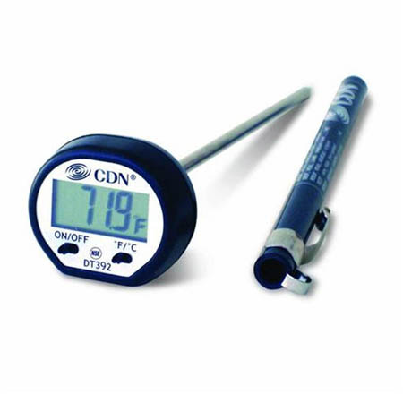 CDN ProAccurate -50 to +392 Degrees F Digital Thermometer