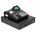 Casio T2300 10-Line Cash Register with LCD Display