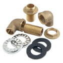 Top-Line Mounting Kit for Wall Faucets