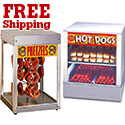Concessions Free Shipping