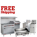 Cooking Equipment Free Shipping