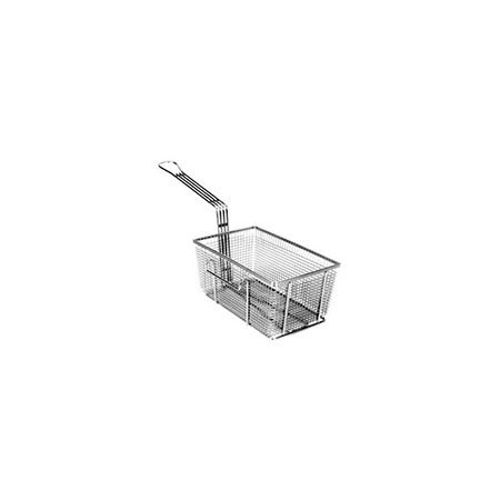 "Right Hook Fry Basket 10-3/4""D x 6-3/4""W x 5""H"