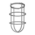 Zinc Plated Steel Wire Guard for Globe Light Cover