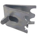 Pilaster Shelving Clip for Select Beverage-Air Refrigerators and Freezers
