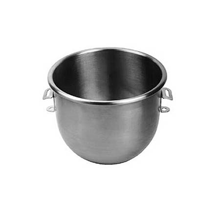 20-Quart Stainless Steel Bowl for Hobart Mixer (Except Legacy)