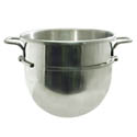 30-Quart Stainless Steel Bowl for Hobart Mixer (Except Legacy)