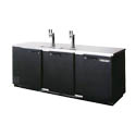 Beverage-Air 5-Keg Direct Draw Black Beer Tap 95\x22W