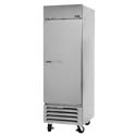 "Beverage-Air 23 cu. ft. 1-Door Bottom Mount Reach-In Freezer 27-1/4""W"