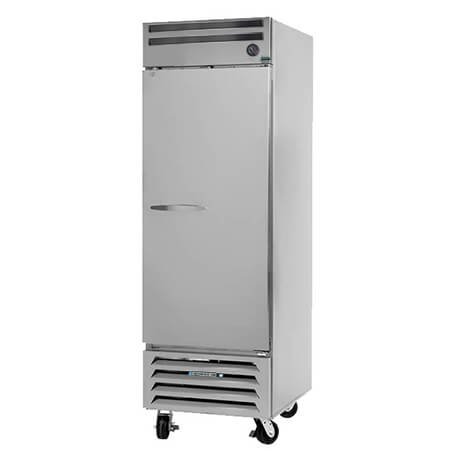 "Beverage-Air 23 cu.ft. 1-Door Bottom Mount Reach-In Refrigerator 27-1/4""W"