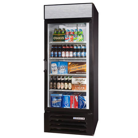 "Beverage-Air 27 cu. ft. 1-Door Refrigerator Merchandiser 30""W"