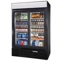 "Beverage-Air 47 cu. ft. 2 Sliding Door Refrigerator Merchandiser 52""W"