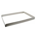 Extender for Full-Size Sheet Pan 18\x22 x 26\x22 x 2\x22H