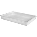 Heavy Duty Pizza Dough Box 18\x22L x 26\x22W x 3\x22H