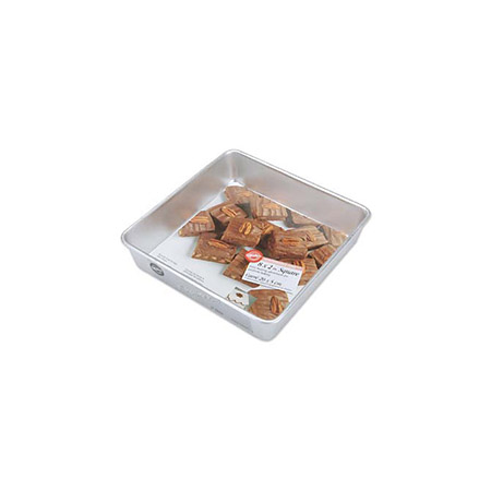 "Wilton Performance Pans Aluminum Square Pan 8"" x 8"" x 2"""