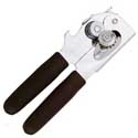 Swing-A-Way Can Opener with Black Grip Handle