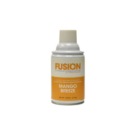 Mango Scented Air Freshener Can for use with Fresh Product Fusion Air Freshener Dispenser