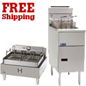 Fryers Free Shipping