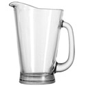 Anchor Hocking 55 oz. Glass Beer Wagon Beverage Pitcher