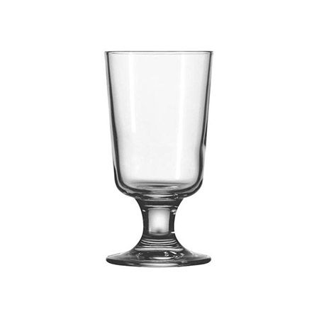 Anchor Hocking Excellency 8 oz. Footed Hi-Ball Glass